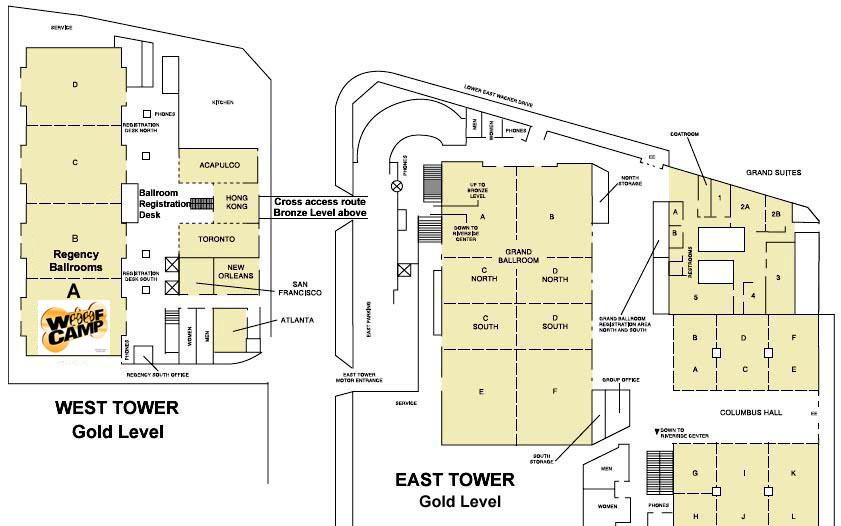 Hyatt Regency Atlanta Floor Plan - Flooring Ideas and Inspiration